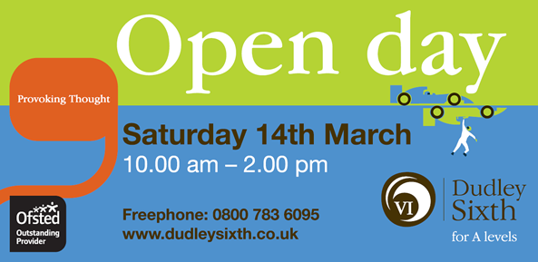Open Day March 2020